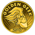 2017 Golden Geek Best Party Game Winner